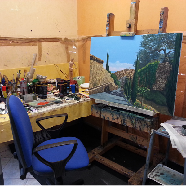 Laboratorio Vincenzo Larocca Art Gallery